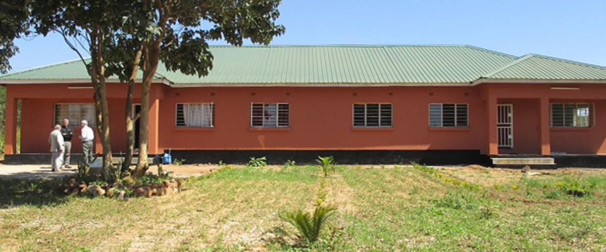 Beit CURE children's surgical hospital, at Lusaka, Zambia