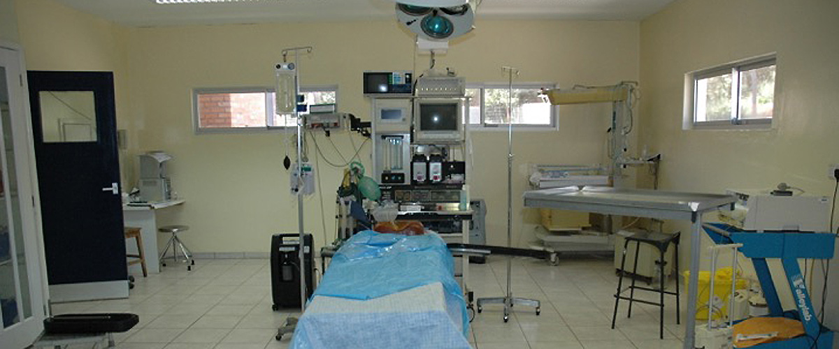 Kalene Mission Hospital, Zambia