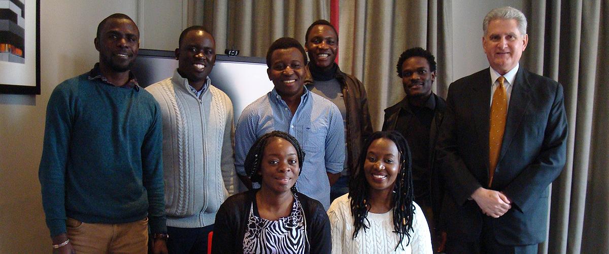 Beit Scholars at Leeds University: Class of 2018-19