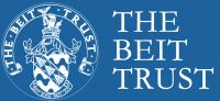 The Beit Trust Logo and Text